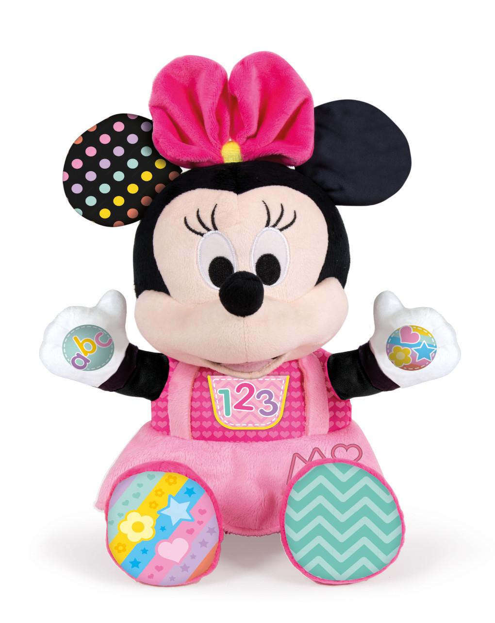 Disney baby - baby minnie gioca e impara - Clementoni
