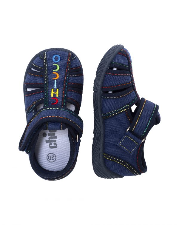 Sandalo Tullio blu - Chicco
