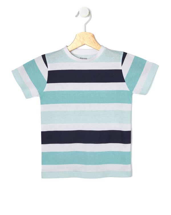 T-shirt basica rigata - Prenatal 2