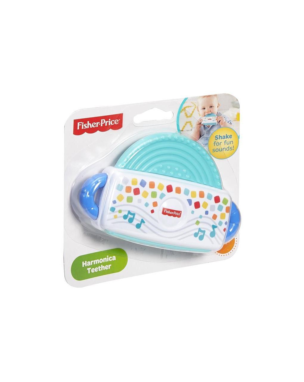 Fisher price - sonaglini  musicali per bambini 3+mesi - Fisher-Price