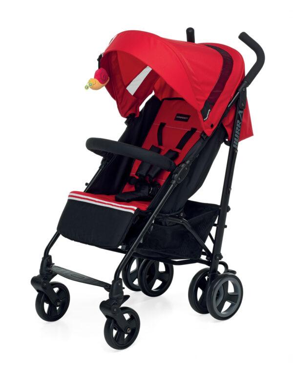 Passeggino Hurrà - Sport Red - Foppapedretti