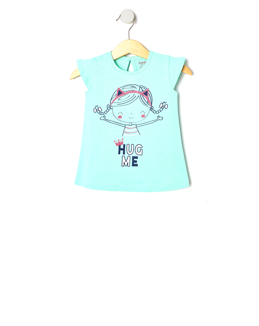 T-shirt maniche corte con stampa - Prénatal