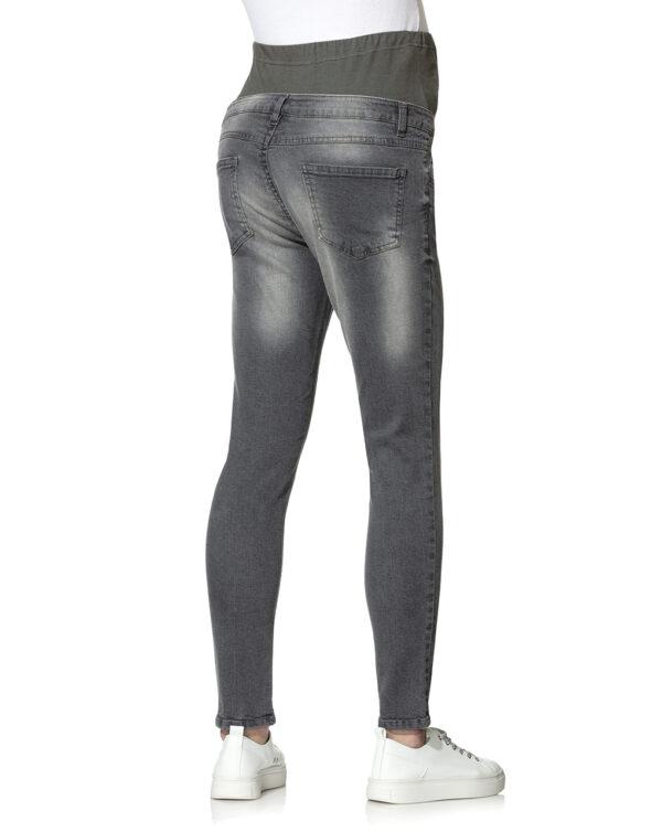 Jeans skinny grigio délavé - Prénatal
