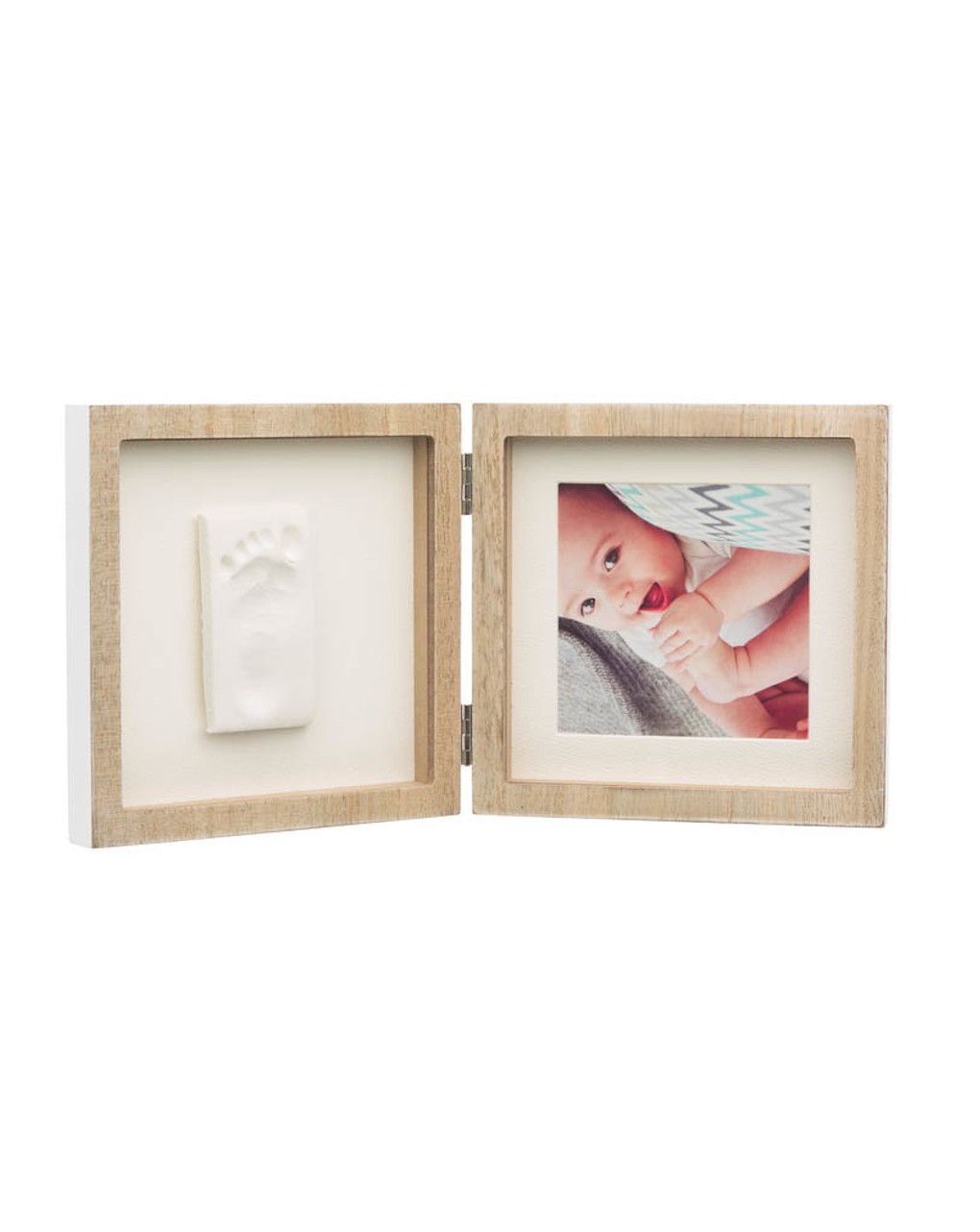 Baby art cornice foto legno - Baby Art