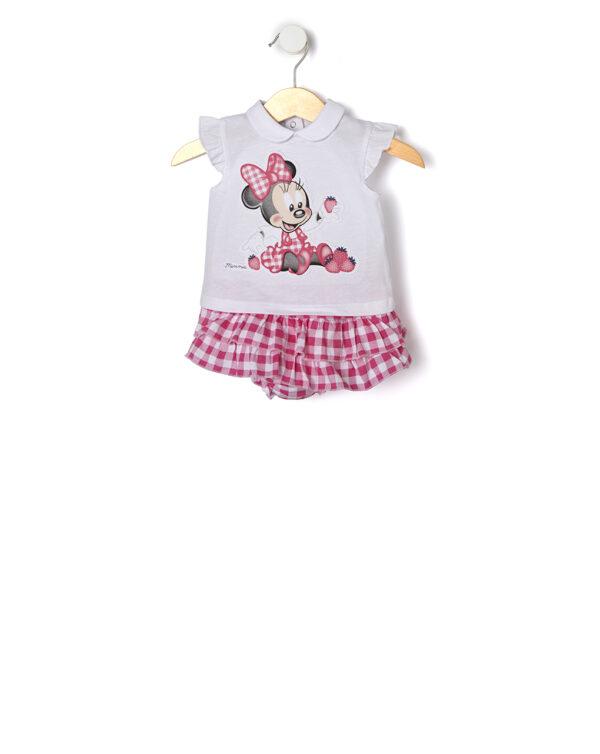Completo corto con baby Minnie - Prenatal 2