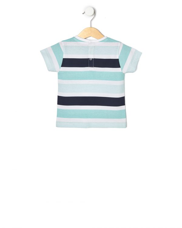 T-shirt rigata - Prénatal