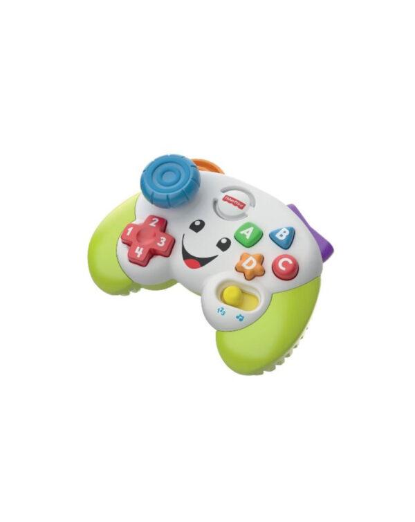 FISHER PRICE - Controller Ridi e Impara, Insegna Forme e Colori, Giocattolo per Bambini 6+ Mesi - Mattel