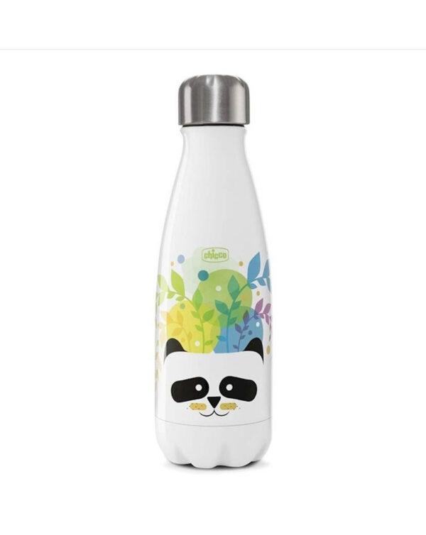 Bottiglia termica drinky acciaio inox 350Ml - Chicco