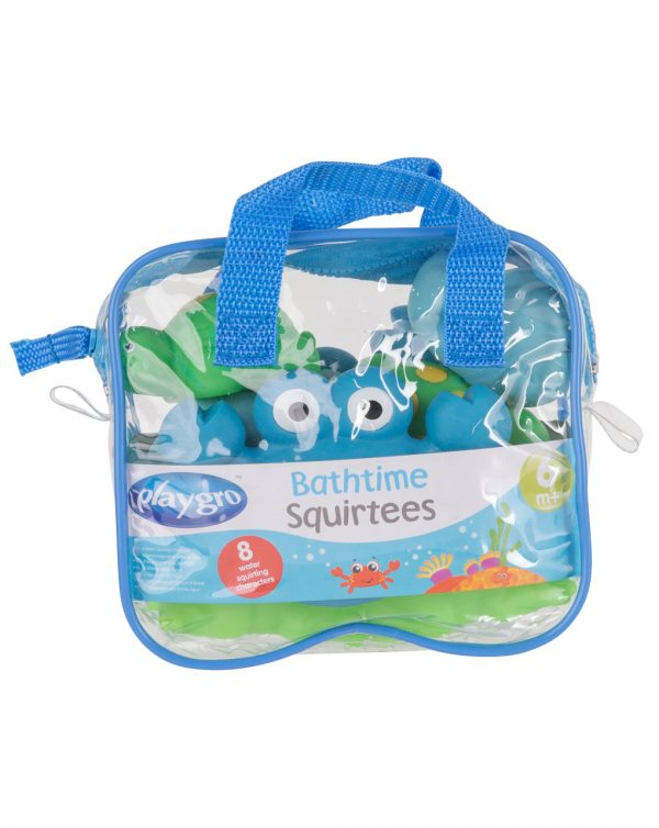 PLAYGRO - Bathtime Squirtees - Playgro