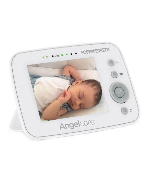 Foppapedretti Angelcare Video AC215 Monitor per Neonati con Sensore di Movimento - Foppapedretti