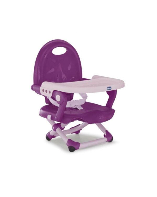 Rialzo sedia Pocket Snack Violetta - Chicco