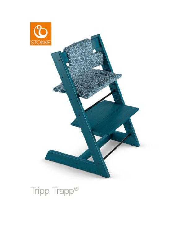 Tripp Trapp® Cuscino - flower garden - Stokke