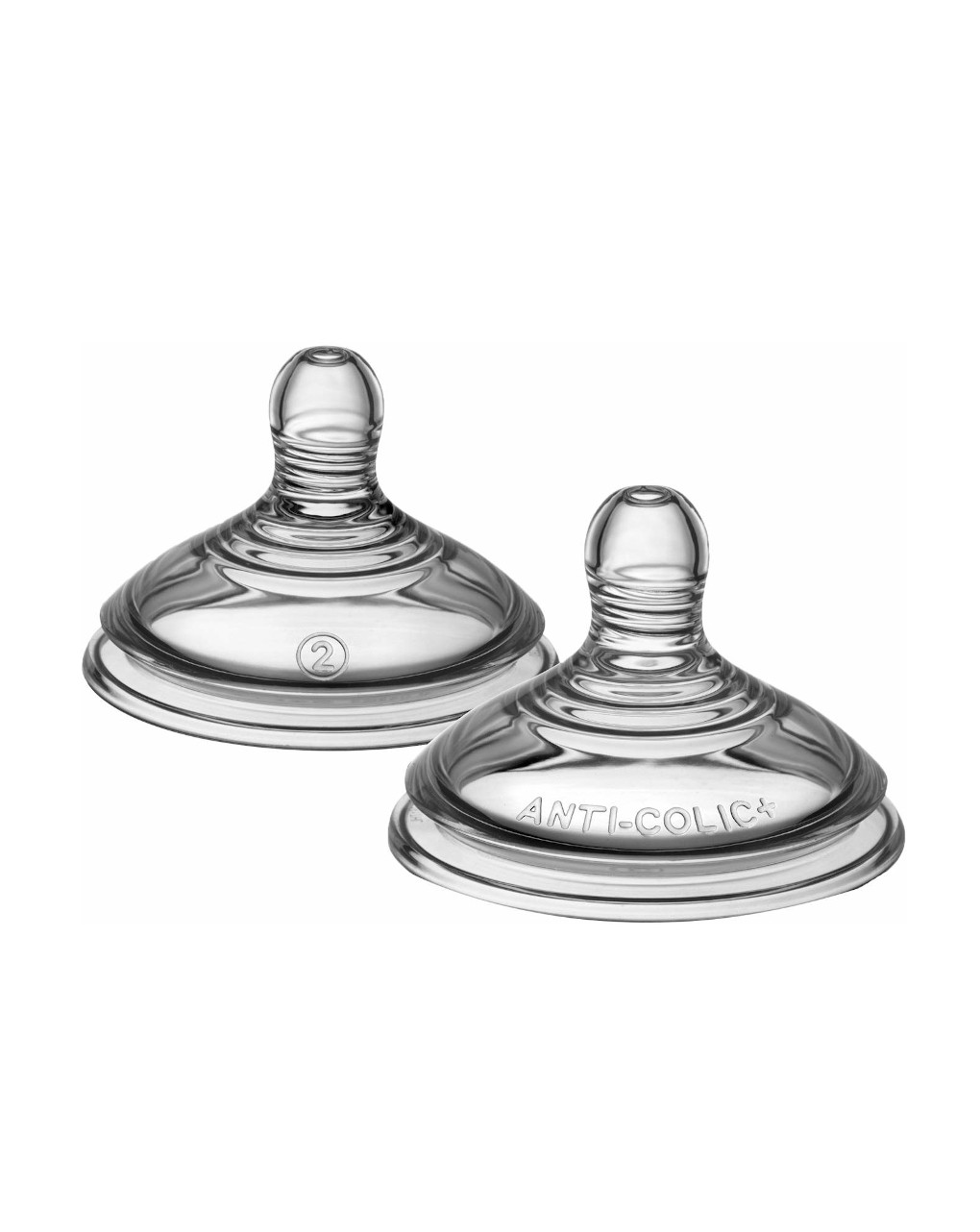 Tettarella anti-colica flusso medio tommee tippee - Tommee Tippee