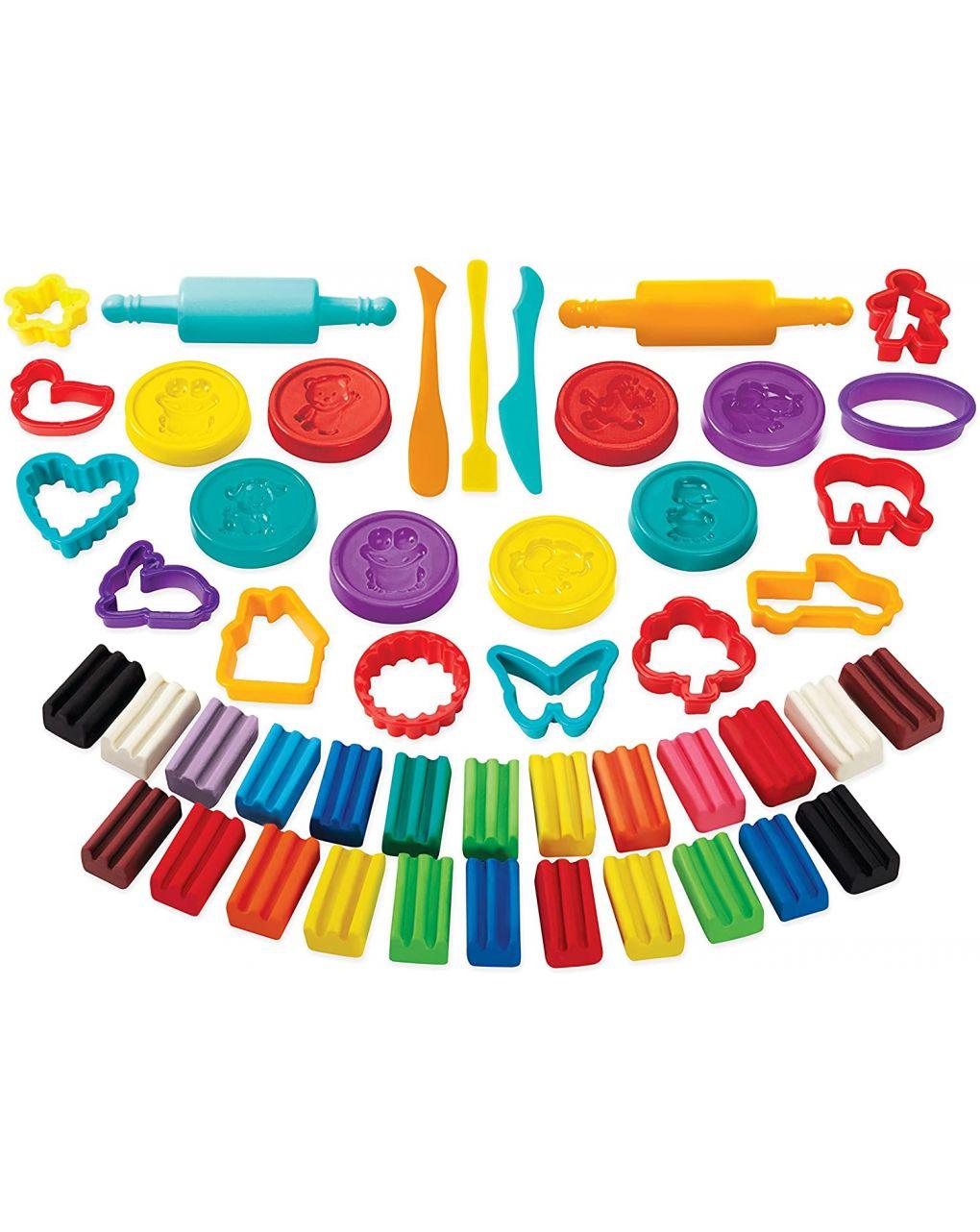 Crayola - set crea & modella 50 pz - Crayola