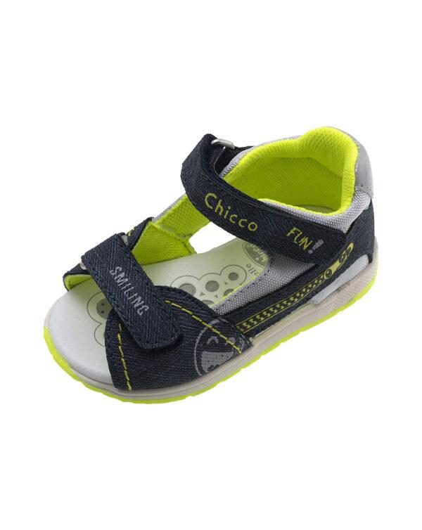 Sandalo Gerald blu - Chicco