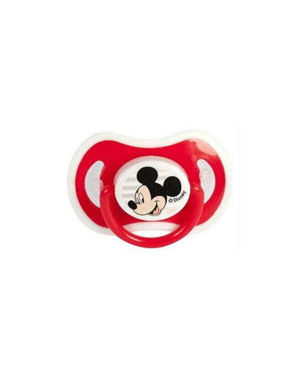 Ciuccio mickey 3 mesi Disney - Lulabi Disney