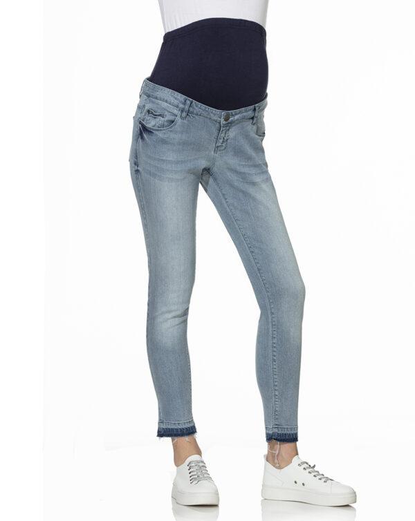 Jeans skinny délavé - Prénatal