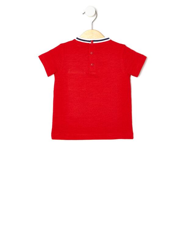 T-shirt con taschino lato cuore - Prenatal 2