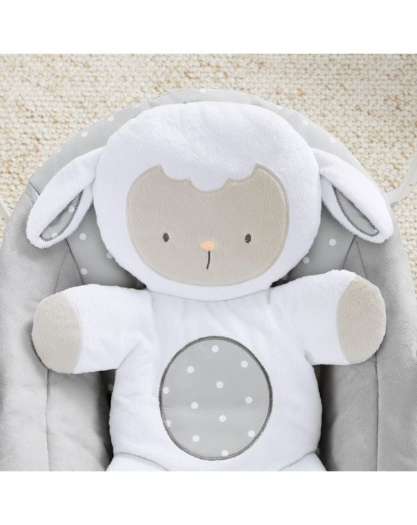 Altalena cuddle lamb - Ingenuity