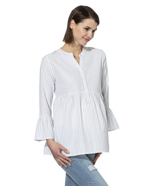 Camicia rigata - Prénatal