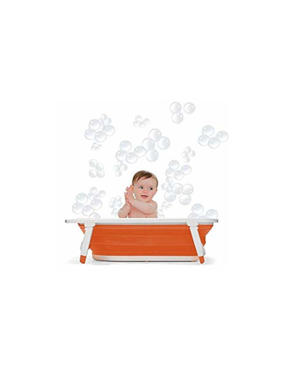 Vaschetta salvaspazio soffietto arancio - Foppapedretti
