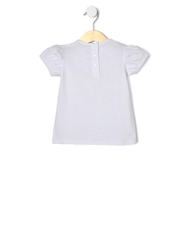 T-shirt maniche corte con stampa glitter - Prenatal 2
