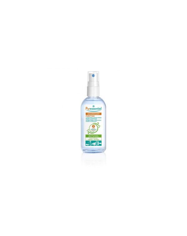 Puressentiel Lozione Purificante Spray Mani 80 ml - Puressentiel