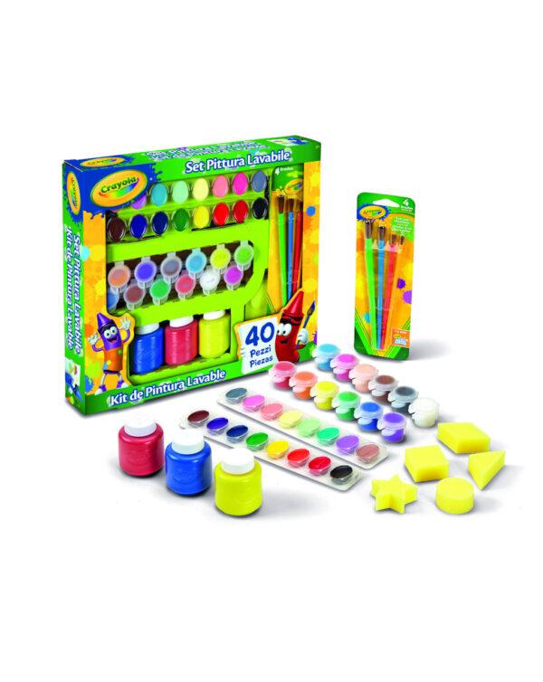 CRAYOLA - Set Pittura - Crayola