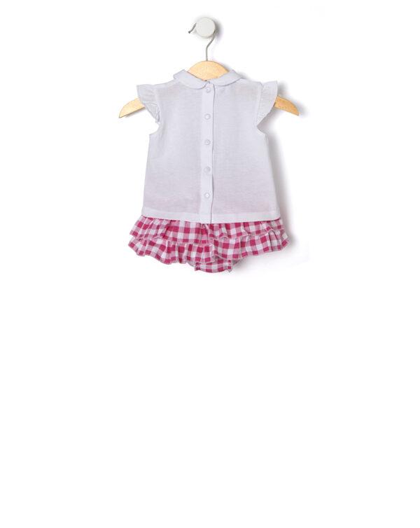Completo corto con baby Minnie - Prénatal