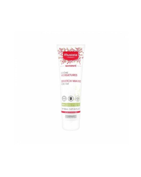 Crema prevenzione smagliature con profumo 150ml - Mustela