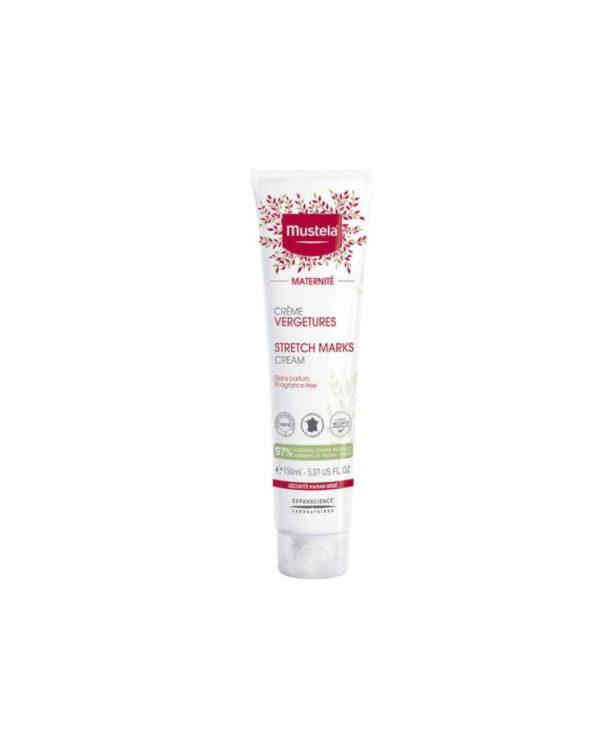 Crema prevenzione smagliature senza profumo 150ml - Mustela