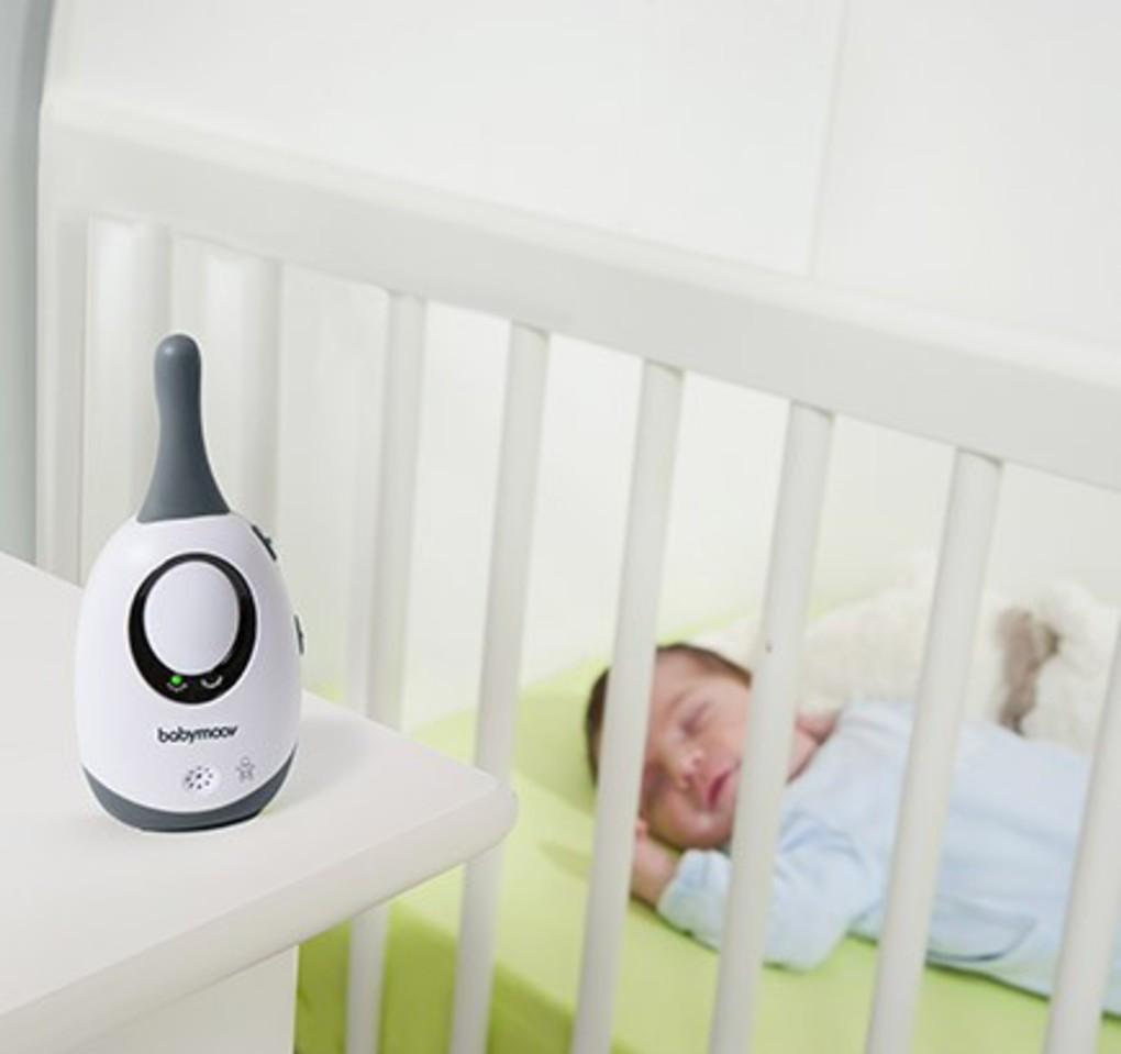 Audiomonitor simply care babymoov - Babymoov