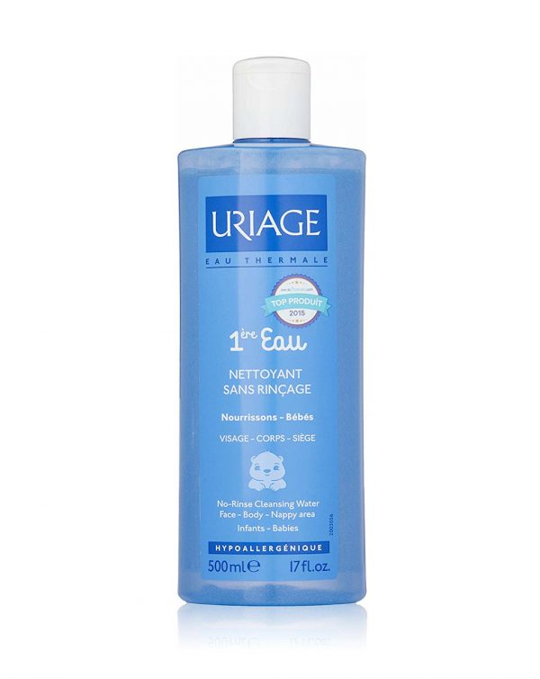 Uriage - acqua detergente delicata 500 ml - Uriage