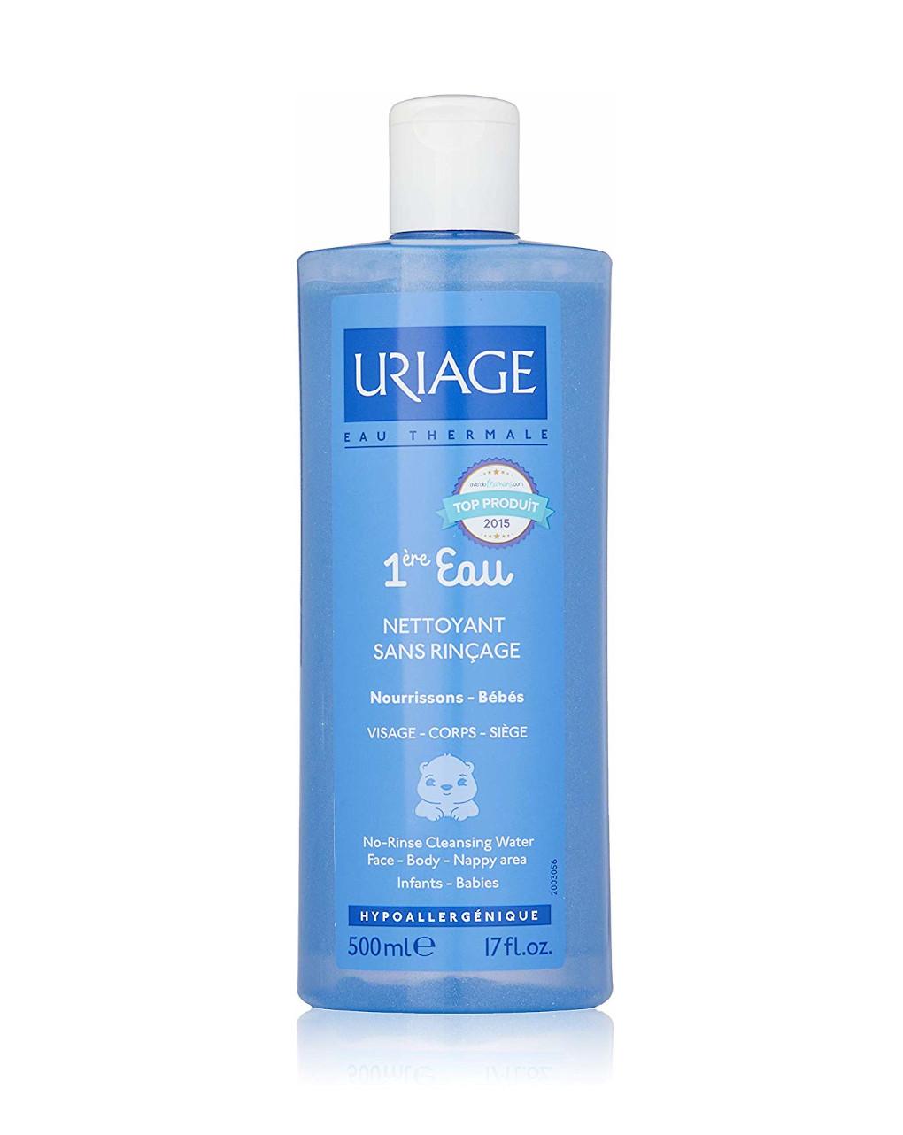 Uriage - acqua detergente delicata 500 ml - Uriage