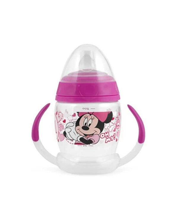 Tazza con beccuccio minnie rosa Disney - Disney