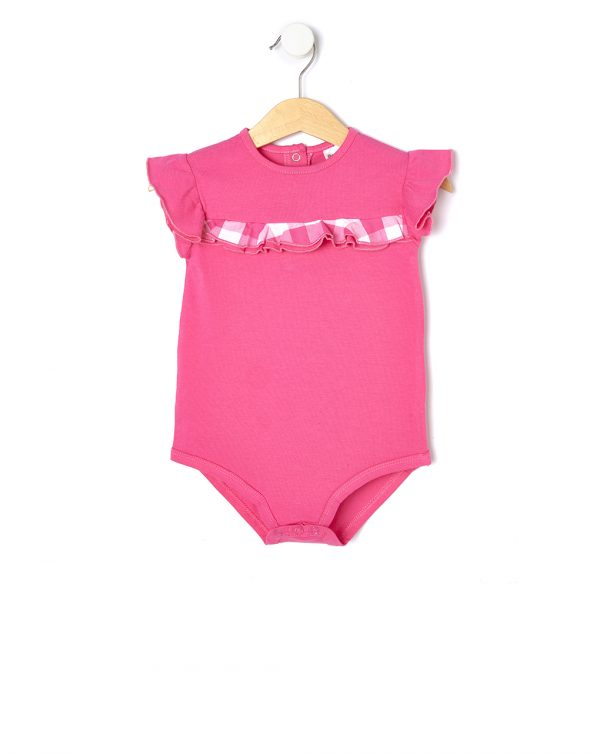 Body in jersey con rouches - Prenatal 2