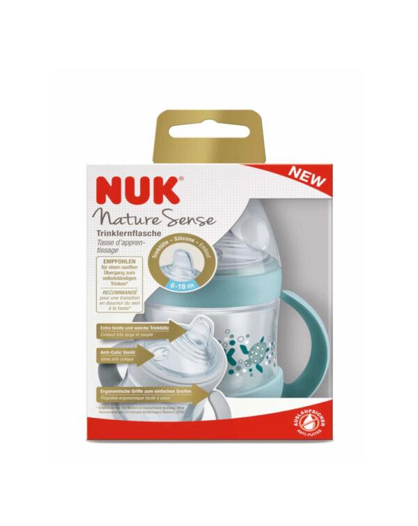 Biberon 150 ml Nature Sense NUK - Nuk