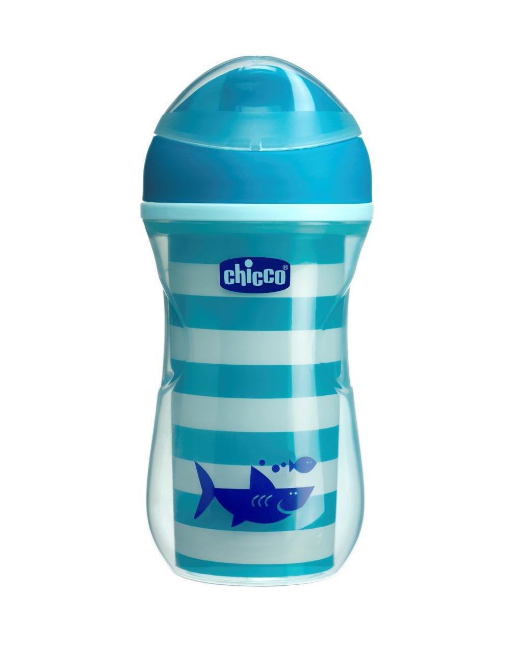 Tazza active azzurra  14m+ chicco - Chicco