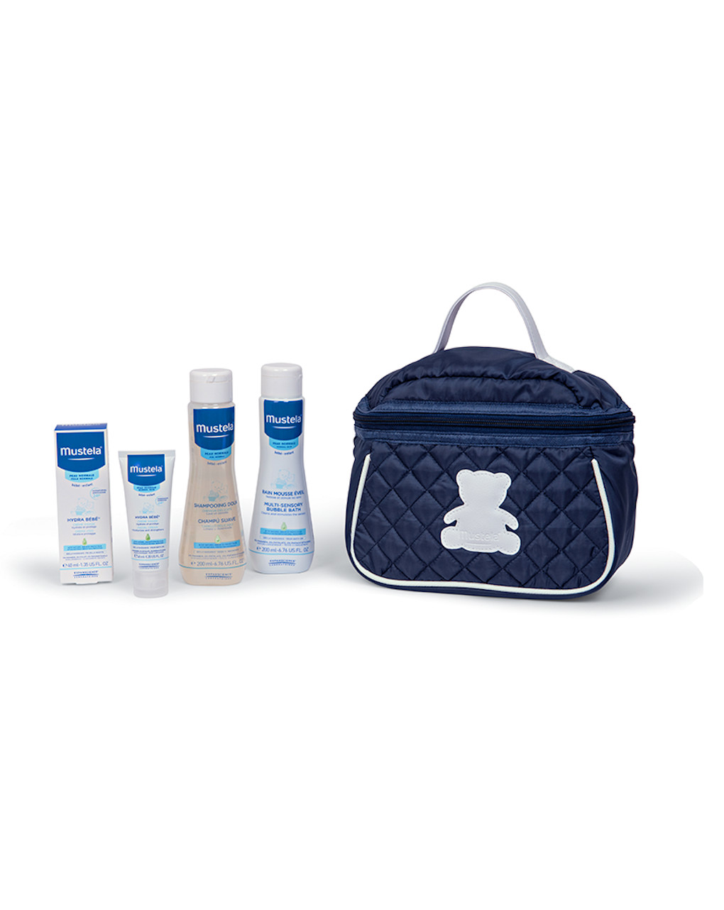 Beauty case vanity set - Mustela