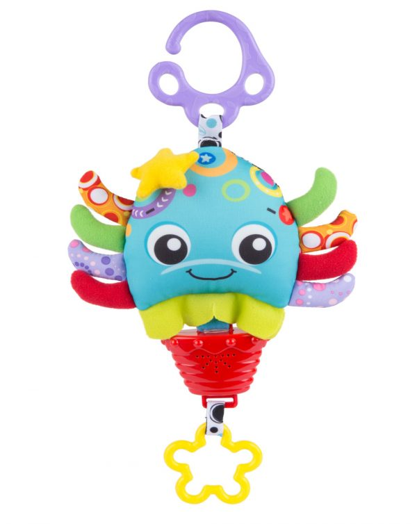 PLAYGRO - Musical Pullstring Octopus - Playgro