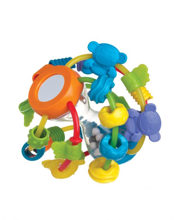 PLAYGRO - Play and Learn Ball - Playgro