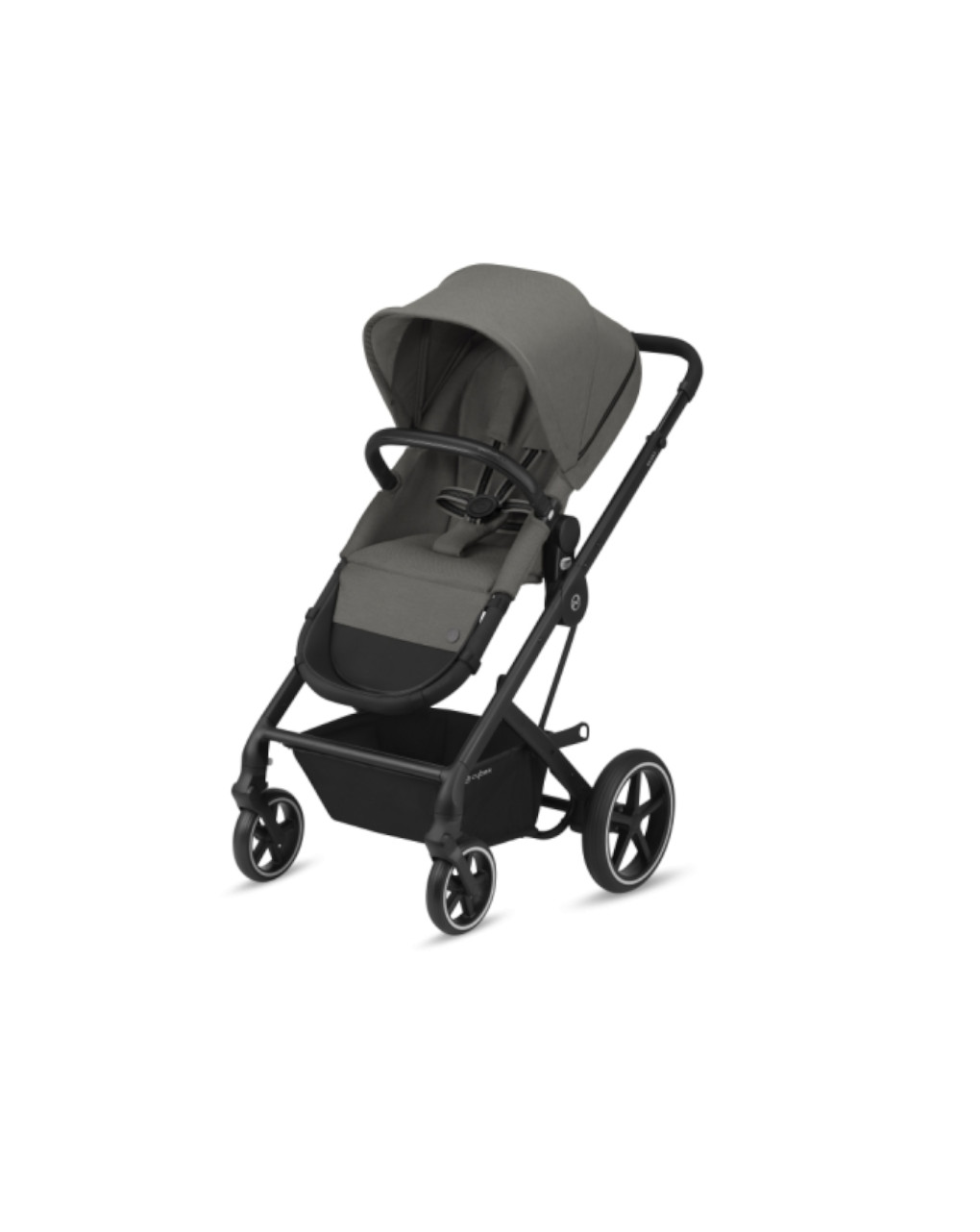 Balios s 2in1 black soho grey - Cybex