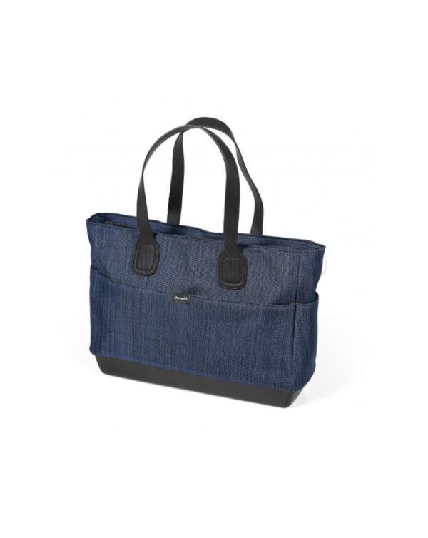 Borsa Guscio blue jeans - Brevi