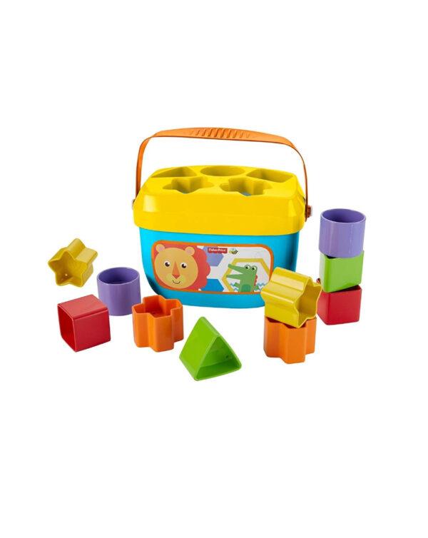 FISHER PRICE - BLOCCHI ASSORTITI - Mattel