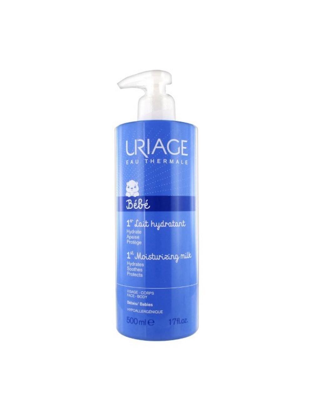 Uriage - latte idratante 500 ml - Uriage