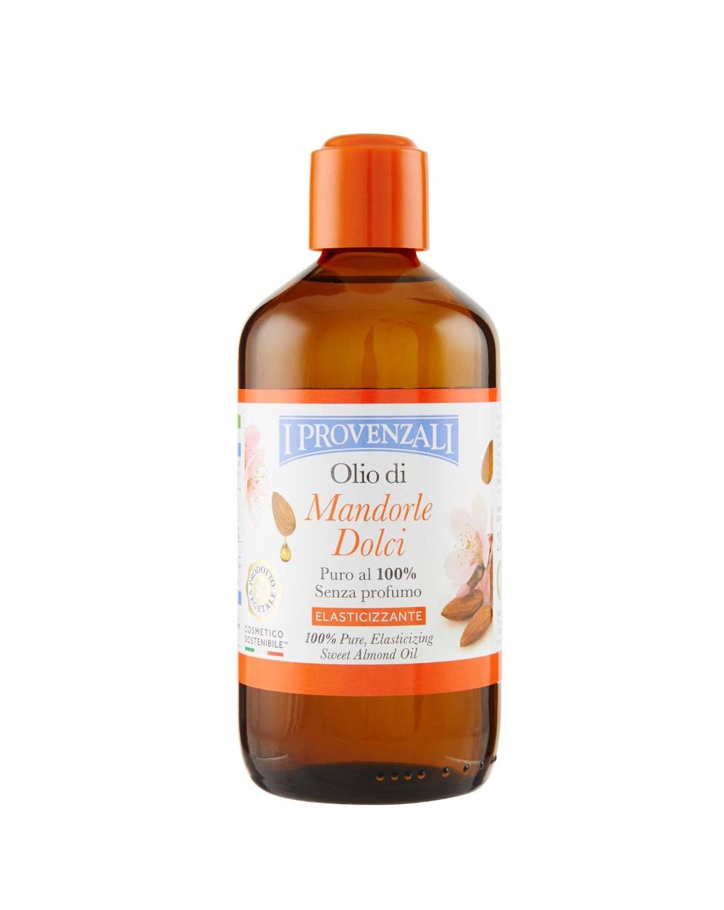 Olio di mandorle dolci 250 ml - I Provenzali