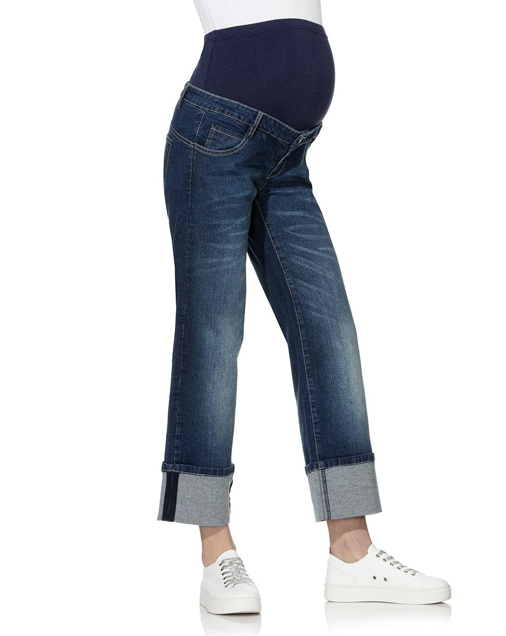 Pantalone denim largo - Prénatal