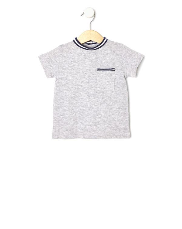 T-shirt con taschino lato cuore - Prénatal