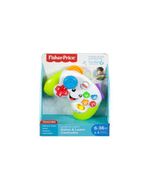 FISHER PRICE - CONTROLLER GIOCA & IMPARA - Mattel