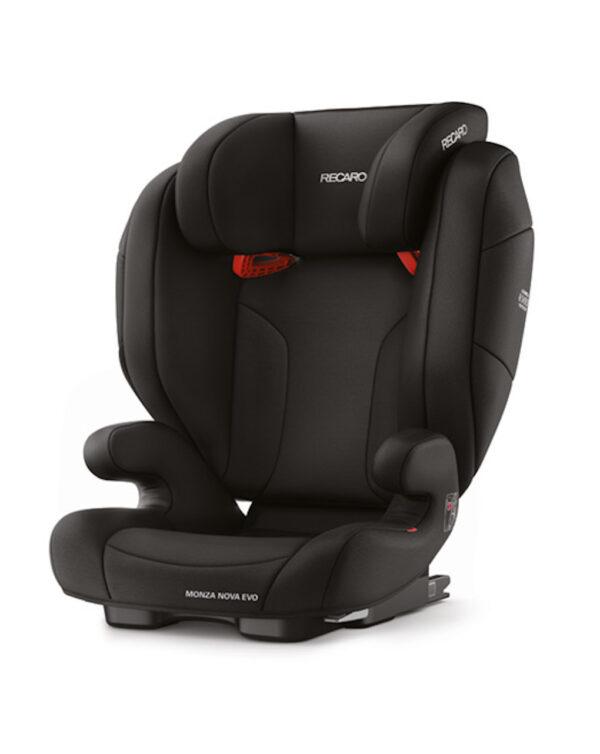 Seggiolino auto Recaro Monza Nova Evo Seatfix black - Recaro